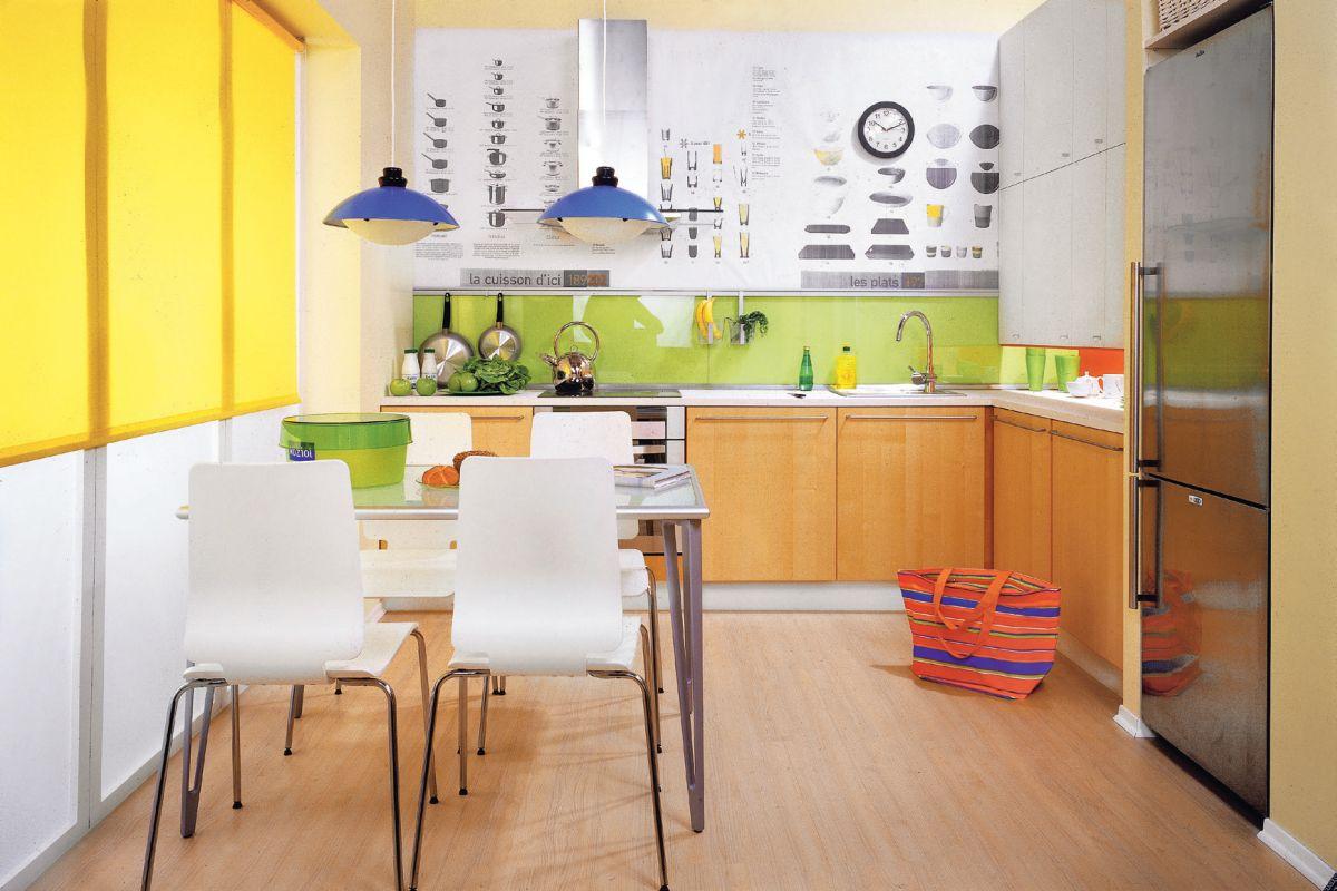 dekoracja w kuchni zdjęcie zrobiszsampl